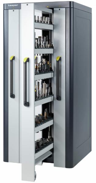 ZOLLER-Werkzeugschrank »keeper« für Werkzeughalter und Komplettwerkzeuge