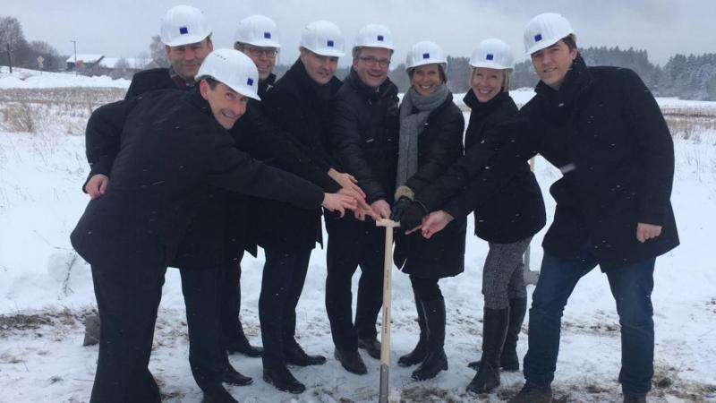 TRUMPF investiert 37 Millionen auf der Schwäbischen Alb