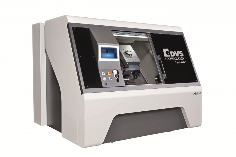 DVS TECHNOLOGY GROUP at the IMTEX 2019 in India