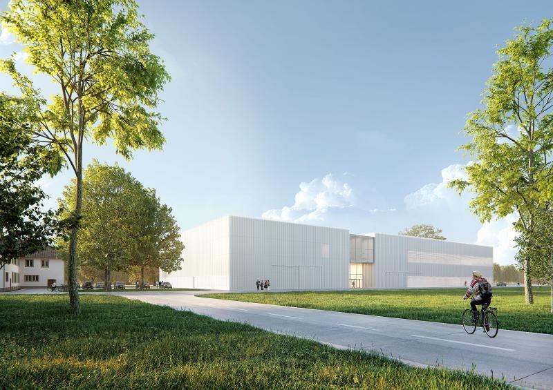 Unreife Produktionsprozesse in neuer Geschwindigkeit serienreif machen – das ist das Programm der im Bau befindlichen Karlsruher Forschungsfabrik