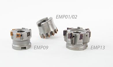 ZCC Cutting Tools überzeugt beim Eckfräsen mit Performance - EMP01/02, EMP09 und EMP13