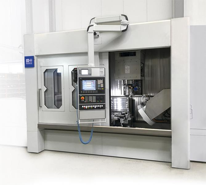 BUDERUS Schleiftechnik – Continuously accurate