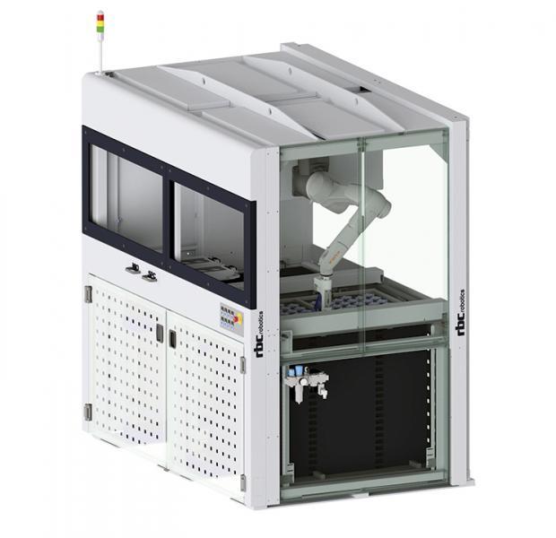 Max. Bauteilabmessung (mm): 1200 x 800 Max. erreichbare Taktzeit (Sek.): 10 vollautomatisch