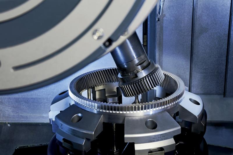PITTLER T&S – Trend-setting complete machining of ring gears