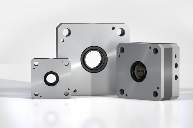 Die ACE Produktfamilie LOCKED PN eignet sich ideal für die Klemmung an Stangen mit Durchmessern von 20 mm bis 40 mm und bietet dabei Haltekräfte von 1.400 N bis 36.000 N