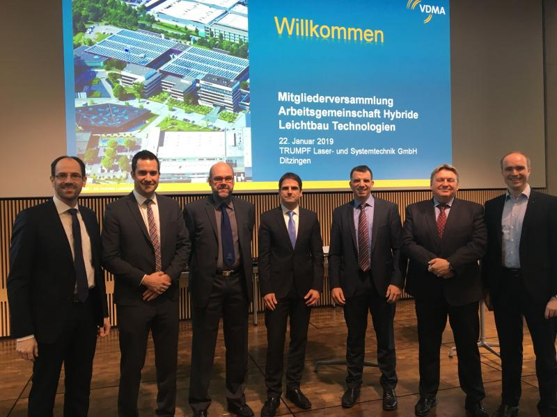 AG Hybride Leichtbau Technologien wählt neuen Vorstand