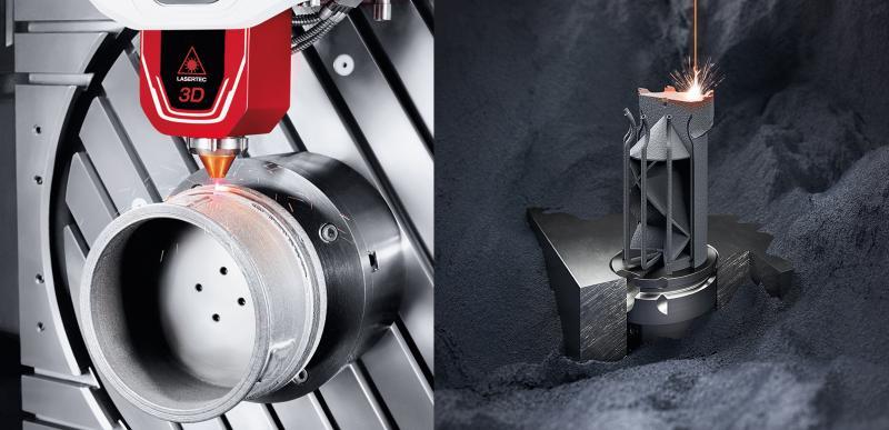 Globaler Full-Liner für die additive Fertigung.