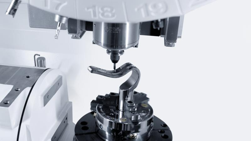 The DMP 70 is a compact production machine for applications in medical technology, job shop as well as the aerospace sector and other demanding industries.