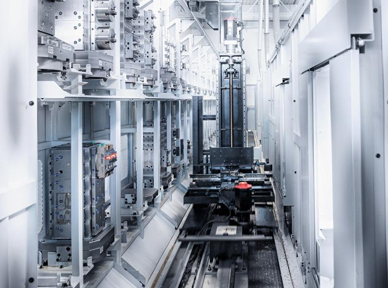 DMG MORI considers the automation of its machine tools to be the decisive foundation of the digital factory.