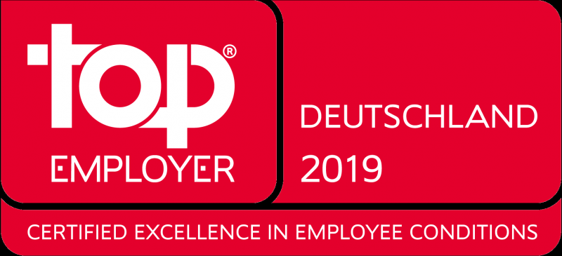 The ifm group of companies is Top Employer 2019