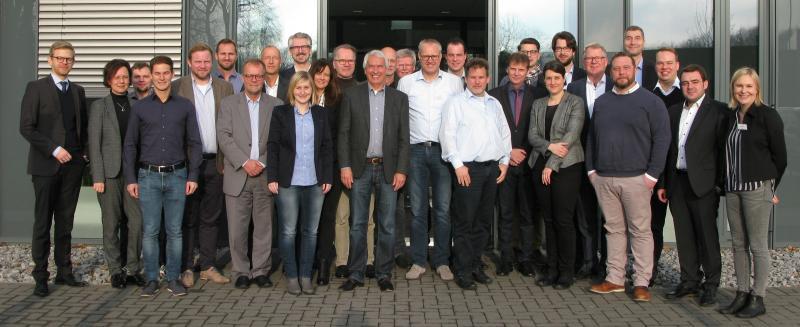 Gemeinsam produktiv: Das erste Partnertreffen zum Bildungsprojekt NRWgoes.digital hat bereits stattgefunden.