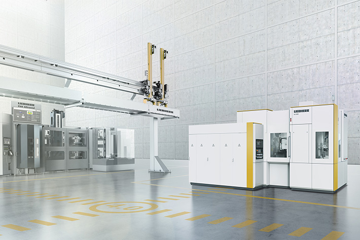 Die Liebherr-Verzahntechnik GmbH bietet ein großes Spektrum an Lösungen für Verzahntechnik und Automation.