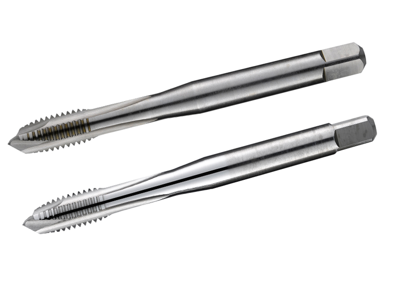 THREADING TOOLS - CUSTOMIZED PROCESS FOR DIFFERENT REQUIREMENTS