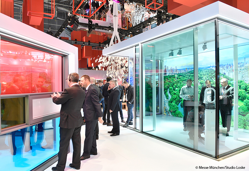 German Exhibitors want to spend more on trade fairs