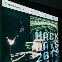 Pepperl+Fuchs beteiligte sich bei den Hackdays Rhein-Neckar 2019