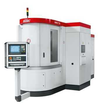eldec MIND: modular systems for the hardening of chucked components and shafts of up to 1,200 mm diameter.