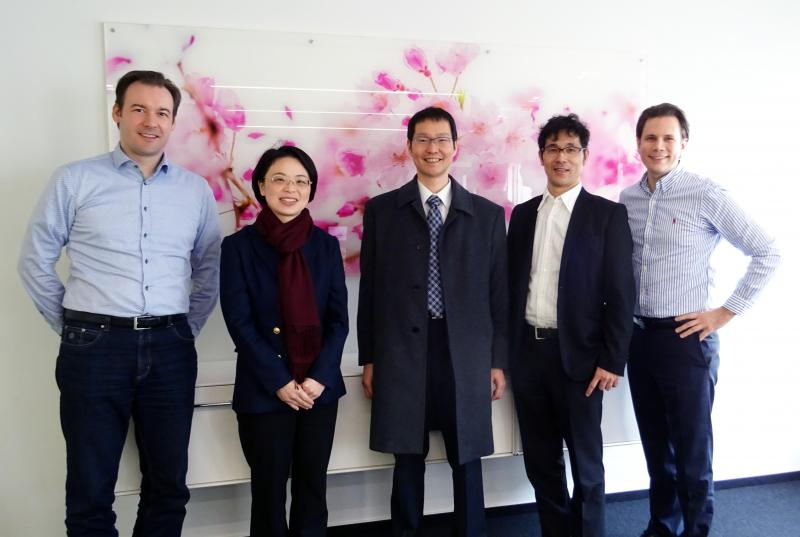 Mehrere Vertreter der japanischen DMG MORI Tochter BUG sprachen vergangene mit WERKBLiQ über Entwicklungsprozesse, Entwicklungssprachen und den Aufbau der Plattform.