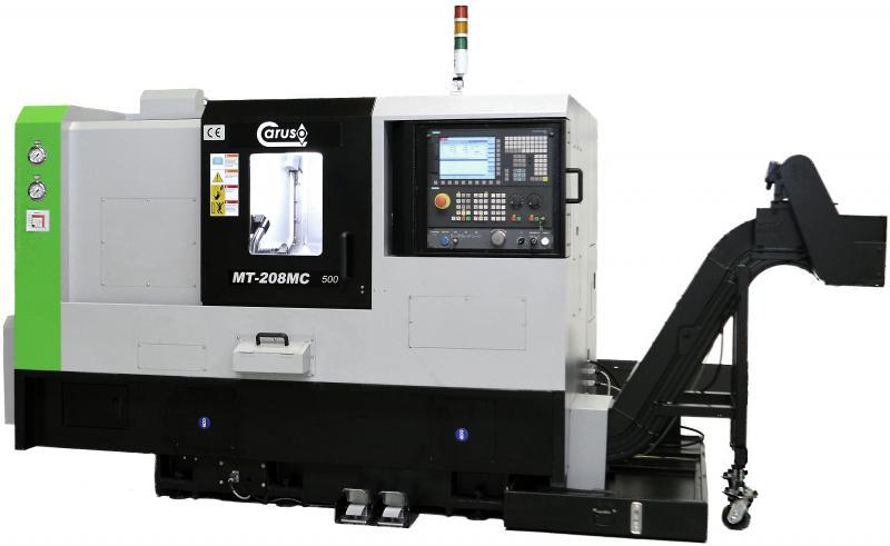 Die Hommel Gruppe ist natürlich stets auf die Anforderungen ihrer Kunden bedacht und hat zu Beginn diesen Jahres die CNC-Drehmaschinen der Caruso MT-Baureihe in das Produktportfolio aufgenommen.