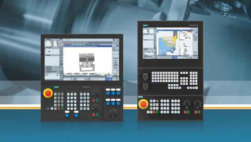 Updates for Sinumerik 828D and 840D sl controls to optimize milling processes