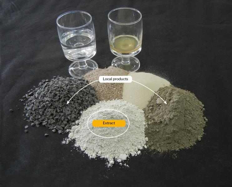 With its Nanodur Extract, Dyckerhoff GmbH has just developed a new additive which will simplify the production of massive machine components, particularly in non-European countries. Nanodur Extract can be mixed on the producer's premises with local cements and aggregate, as a result of which the production of modern Ultra High Performance Concrete (UHPC for short) becomes even more simple and economical. durcrete GmbH –the specialist for cement-bonded mineral casting in mechanical engineering– will be presenting the new user-friendly system at EMO 2019 in Hanover this coming September.