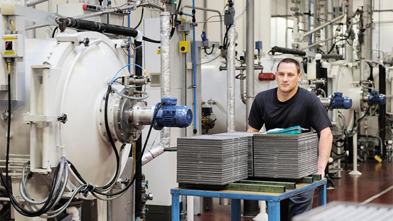 Walter AG: Innovationskraft und moderne Produktion