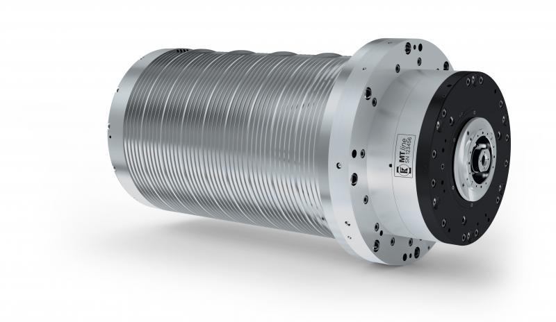 Für den schwenkenden Einsatz in direkt angetriebenen 2-Achs-Köpfen konzipiert: Die MT line