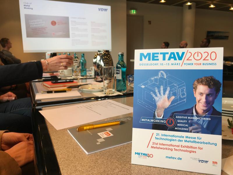 METAV2020 Kick off