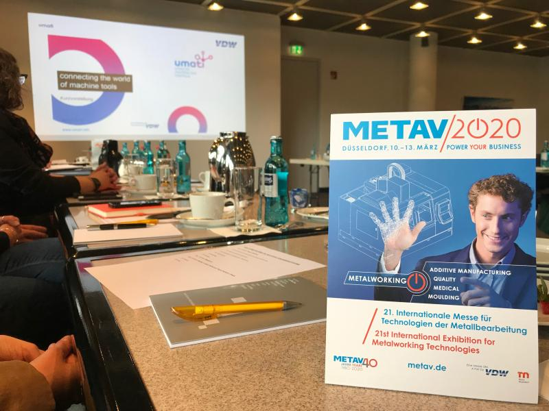 METAV2020 Kick off