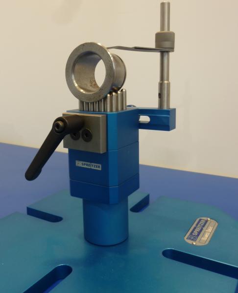 Modulare Spannmittel für die Messtechnik