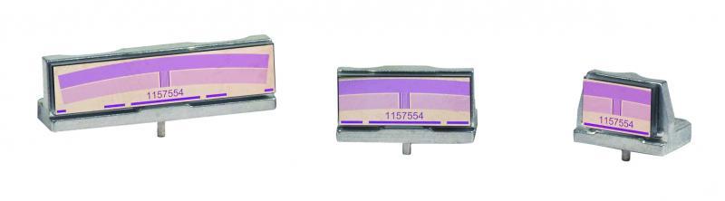 Besonders flexibel: Die Segmentausführungen des modularen Winkelmessgeräts HEIDENHAIN ERP 1000 passen sich jeder Einbausituation an und liefern hochgenaue Positionswerte.