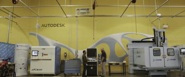 Autodesk investiert in Künstliche Intelligenz und Generatives Design mit eigenem Laboratorium