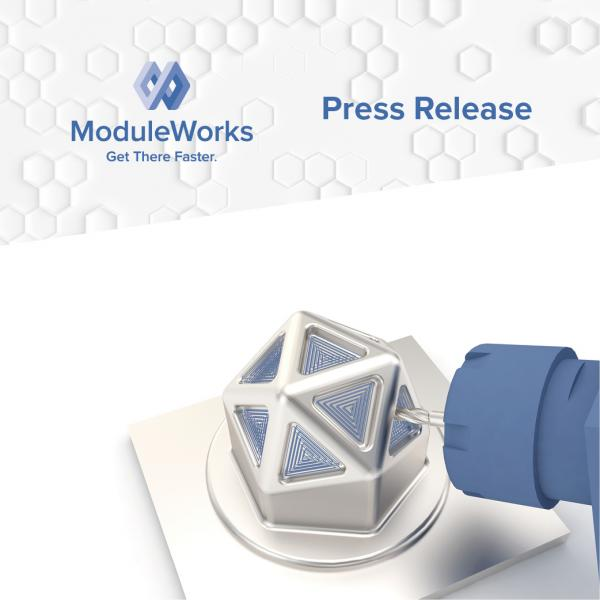 ModuleWorks announces the release of its 2019.04 CAD/CAM software components. In this first major release of 2019, ModuleWorks launches its new Selective Laser Melting (SLM)  module for additive machining as well as new features and enhancements for 5-axis geodesic machining, 2-axis machining and the MultiXPost post processor.