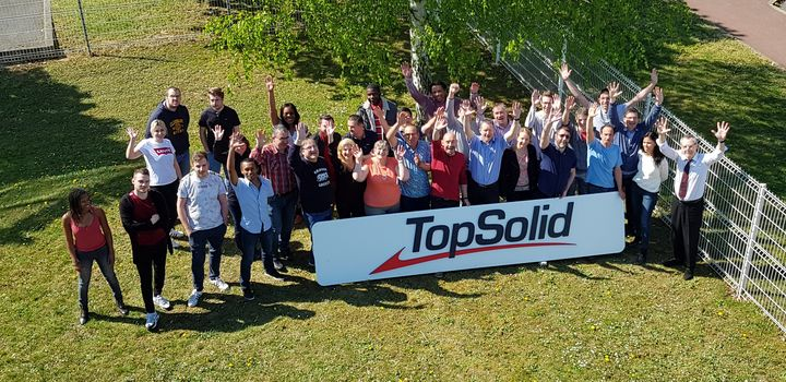 Missler Software changes name and become Topsolid