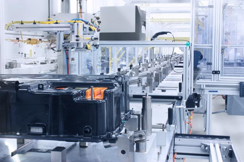 Scalable automation solutions for greater flexibility in battery production