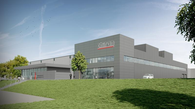 Die CHIRON Precision Factory in Neuhausen ob Eck ist die bisher größte Einzelinvestition der Unternehmensgeschichte. Im Oktober 2019 wird die modernste Werkzeugmaschinenfabrik Europas eröffnet.