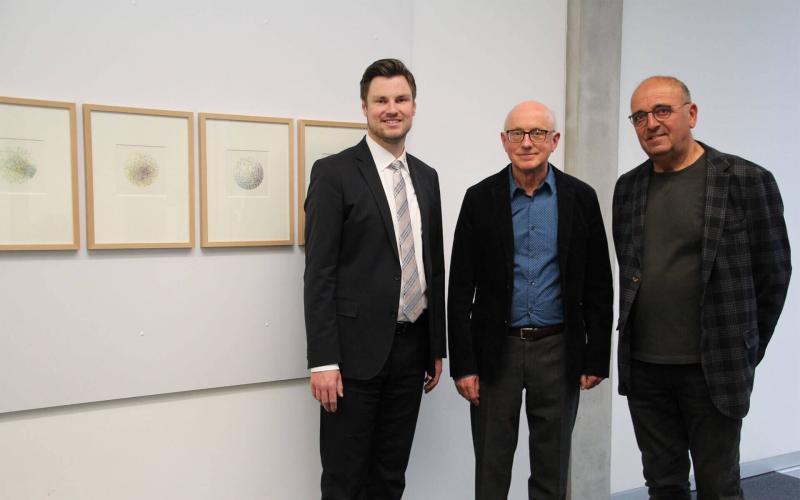 Kunstverein zu Gast bei VOLLMER