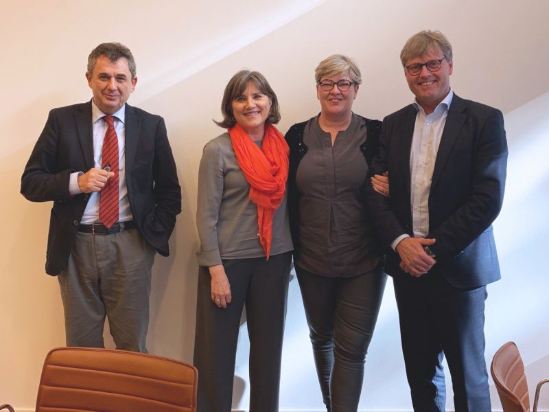 NEXION S.p.A. and STENHØJ GROUP join forces