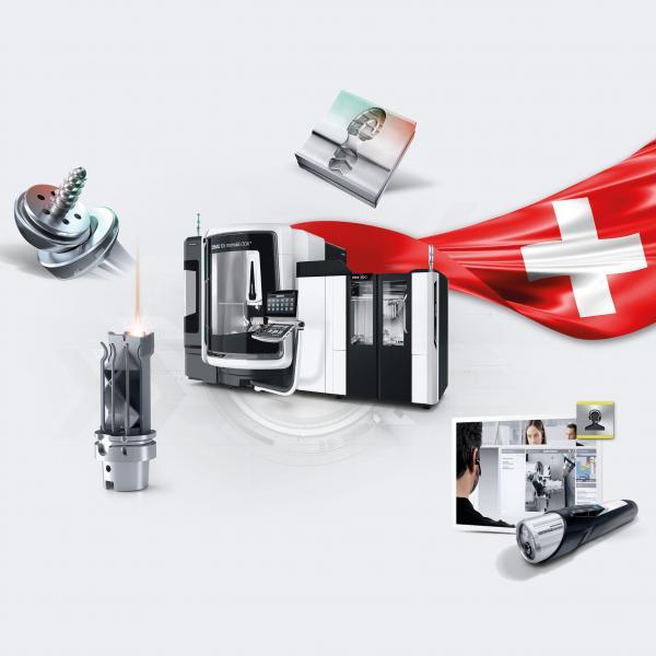 Auf der seiner Hausausstellung in Winterthur präsentiert DMG MORI seinen Kunden einen Einblick in die neuesten Trends der zukunftsorientierten Fokusthemen.