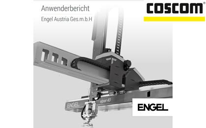 Optimieren statt verwalten! - Mit der Einführung des Werkzeugverwaltungssystems von COSCOM konnte Engel seine Fertigungsprozesse in allen Werken weltweit erheblich optimieren.