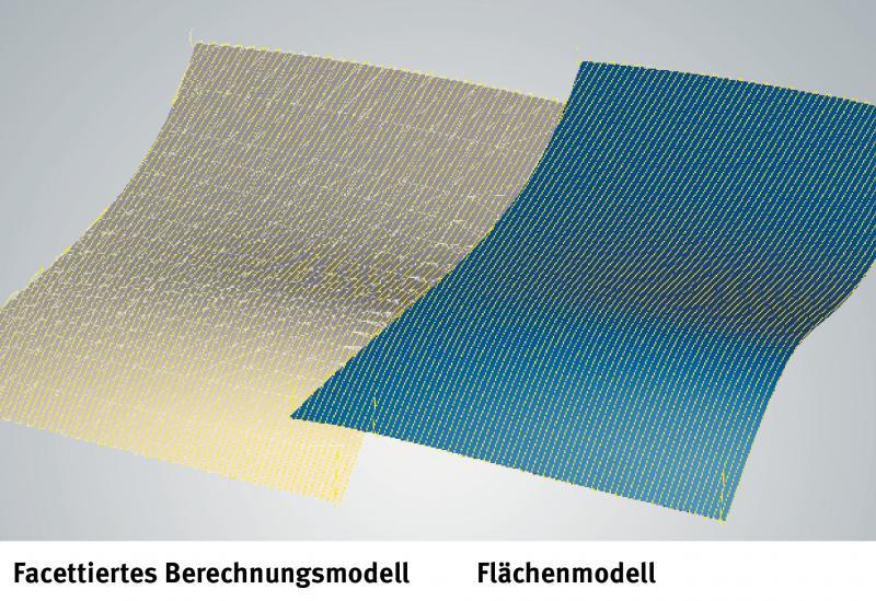 Neue Funktion im 3D-Form-Ebenenschlichten für spiegelglatte Oberflächen mit Toleranzen im µm-Bereich
