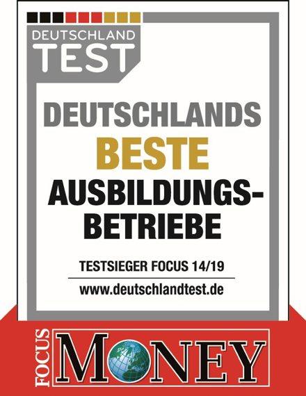 """CeramTec gehört zu """"Deutschlands besten Ausbildungsbetrieben"""". Eine Studie vom Institut für Management- und Wirtschaftsforschung (IMWF), die im Auftrag von Deutschland Test und dem Wirtschaftsmagazin Focus-Money durchgeführt wurde, listet den Keramik-Hersteller in der Kategorie """"Technische Komponentenherstellung"""" auf Platz 2."""