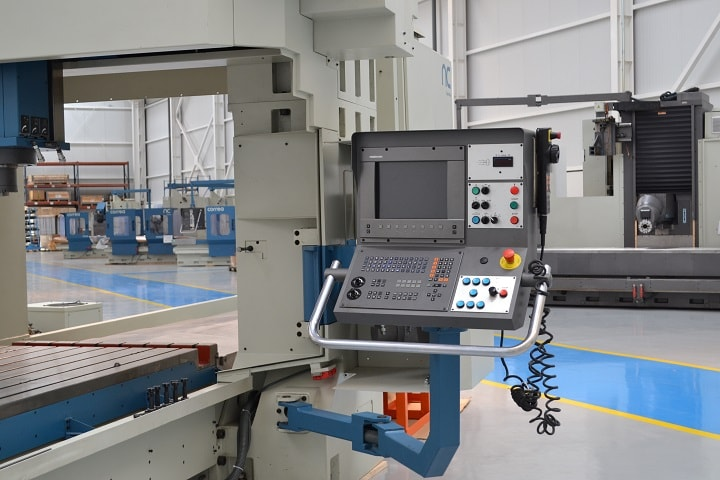More than one year of activity at the Nicolás Correa Service machinery showroom