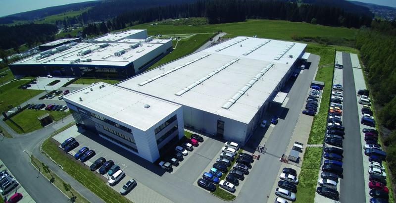 SCHUNK Electronic Solutions in St. Georgen in the Black Forest already doubled its production area in early 2019 with an expansion of 4,200 square meters. Photo: SCHUNK