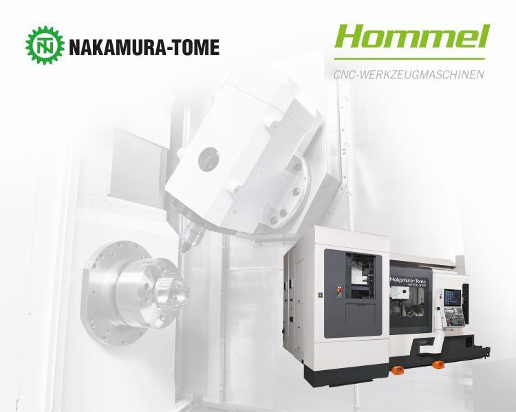 Die Hommel Unverzagt feiert in diesem Jahr gemeinsam mit ihrem Herstellerpartner Nakamura-Tome die 20-jährige exklusive Partnerschaft.
