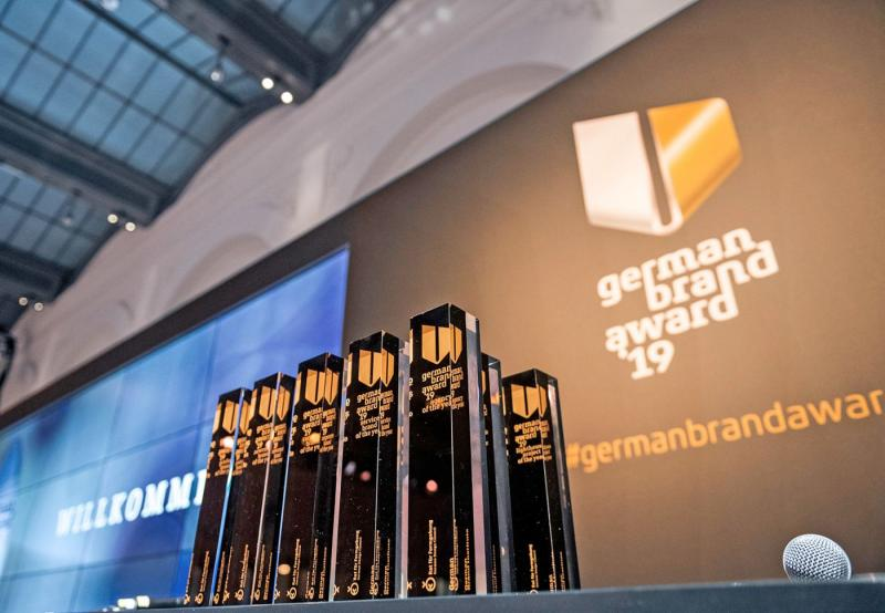 ifm wins gold in the German Brand Award