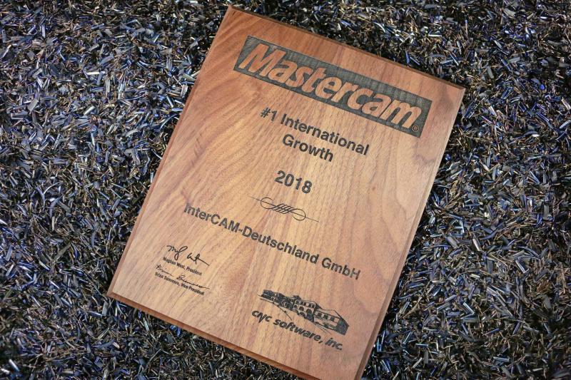 Mastercam Deutschland – Platz 1 für internationales Wachstum