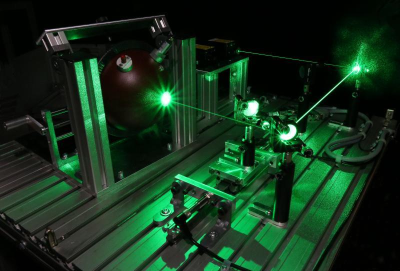 """""""Der sichtbare Wellenlängenbereich - Messung von Absorptionsgraden mittels einer Ulbricht-Kugel"""""""