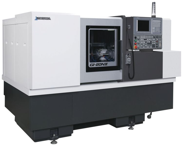 Okuma combines accuracy and productivity in state-of-the-art grinders  Okuma offers state-of-the-art grinders that combine precision and productivity. The inner and outer diameter grinders possess multiple hardware and software solutions that make them exceptionally accurate, productive and reliable.