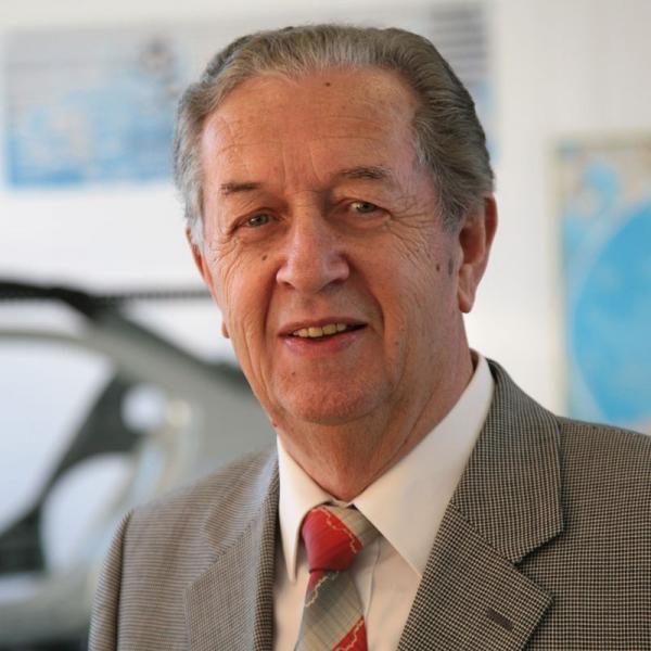 Gründer Horst Witte (84) – bis heute als Mitgeschäftsführer ein Aktivposten des Unternehmens.