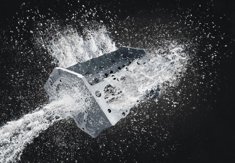 Die neuen Castrol Techniclean XBC Industriereiniger ermöglichen eine Produktivitätssteigerung bei gleichzeitiger Reduzierung der Abfallentsorgungskosten und geringerem Wasserverbrauch